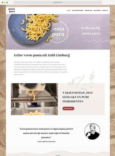 Maintain Design Website portfolio