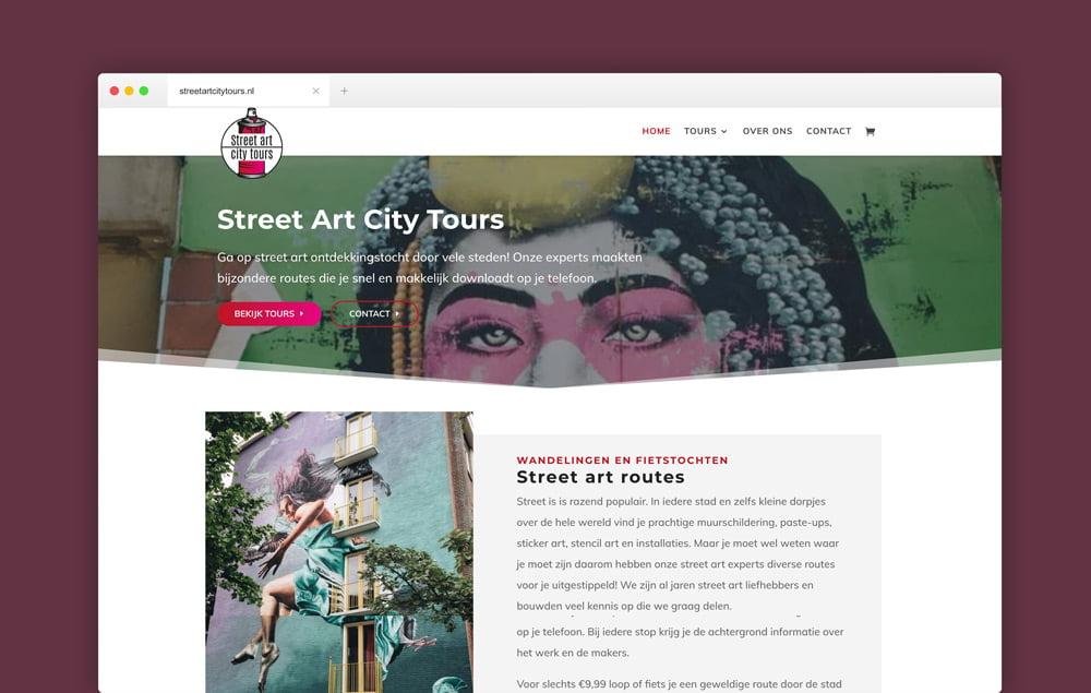 Street Art City Tours